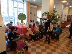 Б225 Корней Чуковский Программа для детей ул. Мневники д. 10 корп.1