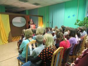 Б232 спектакль для детей Золушка 2 Тушинский пр-д д.8