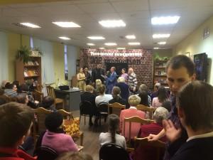 Б245  премьера показа фильмв2 ул. Берзарина, 6