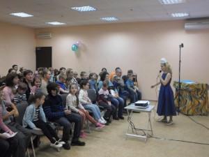Театр Песочной анимации Екатерины Куклачевой