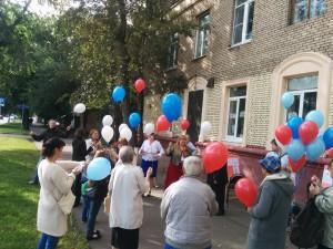 ЦБС СЗАО Библиотека № 245 Моя Москва… И памятью врастаю и судьбой (24)