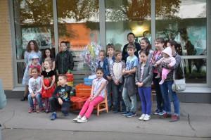ЦБС СЗАО Детская библиотека 228 Москва.Детство в большом городе (2)