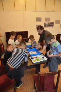 ЦБС СЗАО Детская библиотека 228 Москва.Детство в большом городе (3)