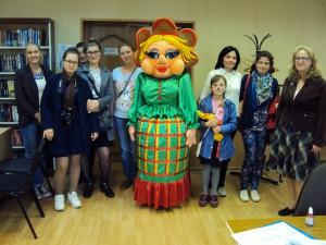 № 243 Фото-сессия с ростовой куклой