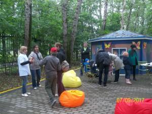 летние читальни в парке Тушино б.241