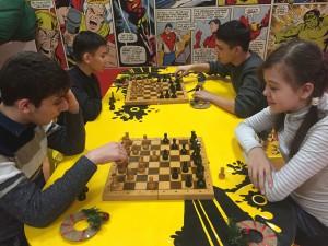 ЦБС СЗАО Б 227 06.01.2018 турнир по шахматам