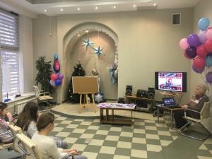 ЦБС СЗАО ДБ 231 08.01.2018 познавательная викторина по детским фильмам