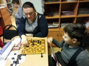ЦБС СЗАО ДБ 238 08.01.2018 мастер-класс по игре в шахматы